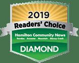 Readers' Choice - Diamond Winner 2019